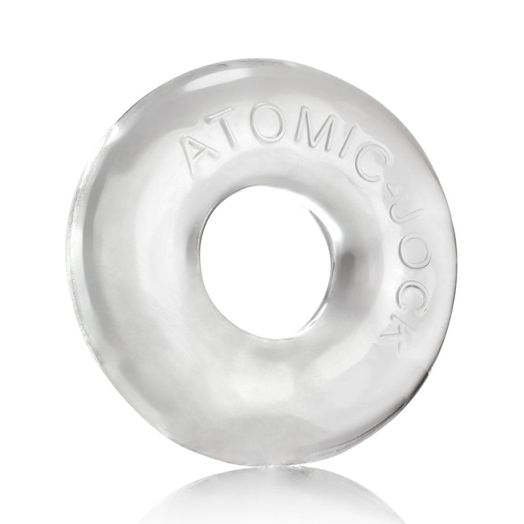 Donut 2 Cockring Large Clear