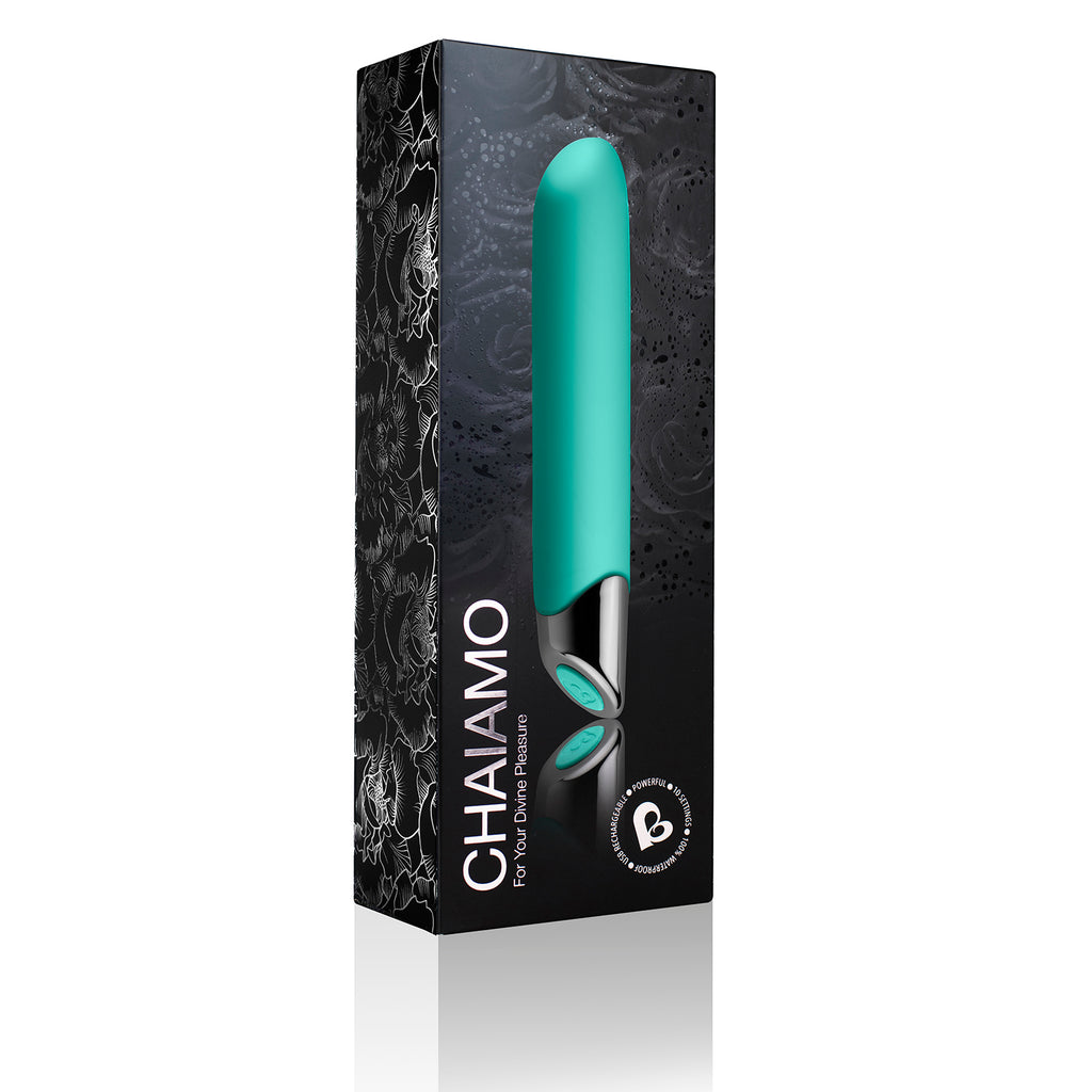 Chaiamo Rechargeable Teal