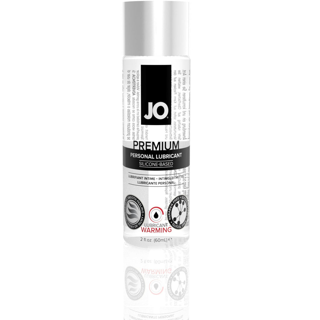 JO Premium Silicon Warming 2 Oz / 60 ml