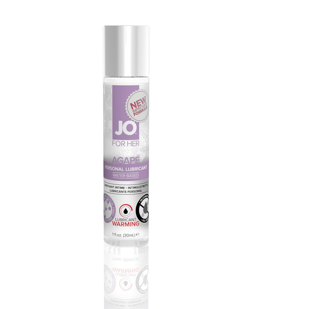 JO Agape Lubricant Warming 1 Oz / 30 ml