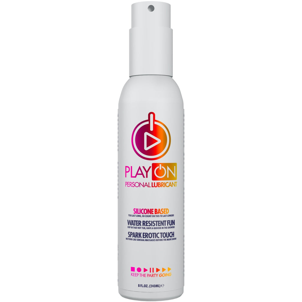 Play On Silicone-Based Lubricant