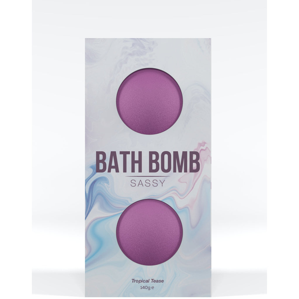 DONA Bath Bomb - Naughty Fragrance 2 Pack