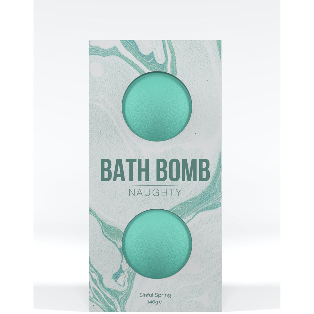 DONA Bath Bomb - Sassy Fragrance 2 Pack