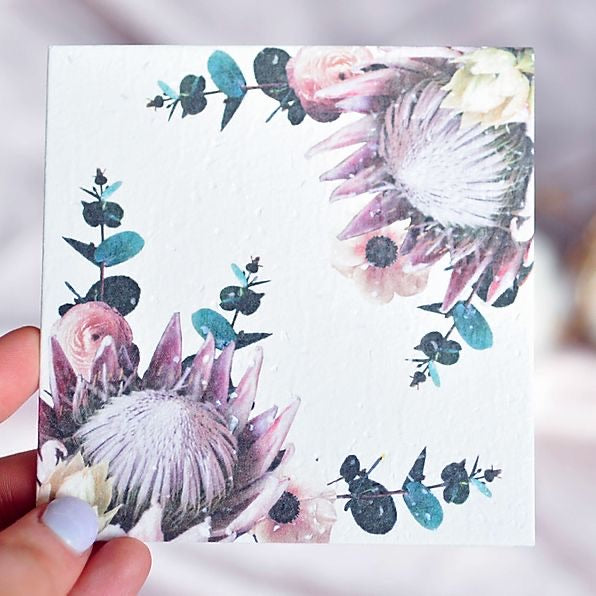 PROTEA Plantable Gift Card