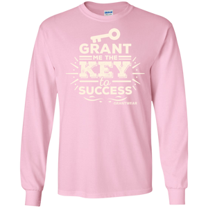 GRANTWEAR KEY TO SUCCESS LONG SLEEVE SHIRT