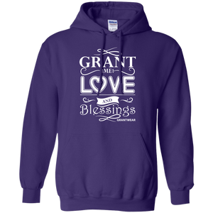 GRANTWEAR LOVE AND BLESSINGS HOODIE