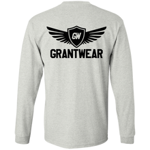 GRANTWEAR LOGO LONG SLEEVE SHIRT
