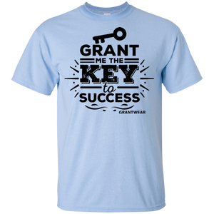 GRANTWEAR Grant Me The Key To Success Youth T-Shirt