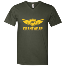 GRANTWEAR Logo Men's V-Neck