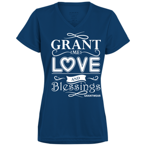 GRANTWEAR Love And Blessings V-Neck