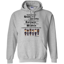 GRANTWEAR TEACHER'S PRAYER HOODIE
