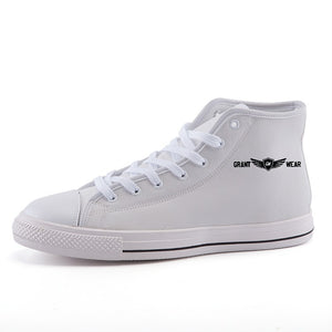 GRANTWEAR High-top fashion canvas shoes