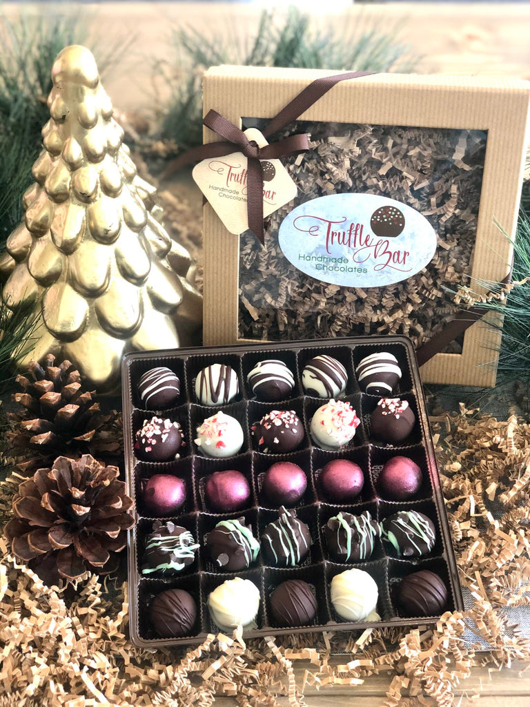 25 Piece Assorted Holiday Gift Box