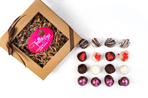 16 Piece Assorted Valentine's Day Gift Box
