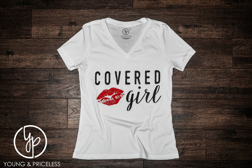 Covered Girl.