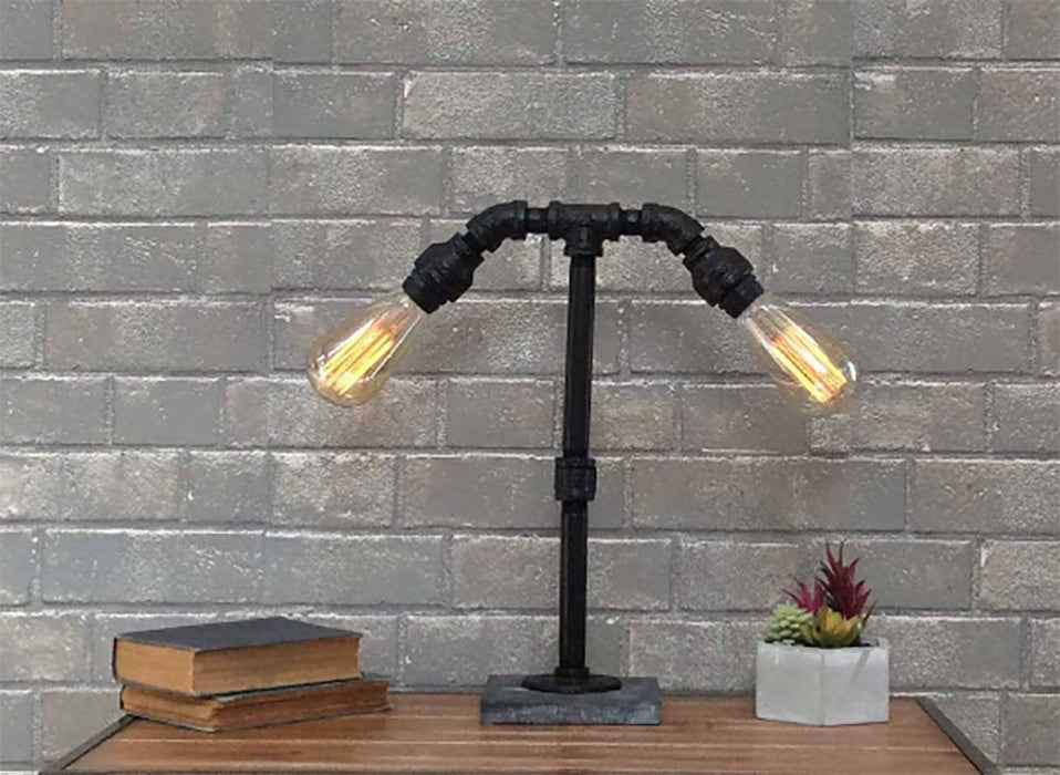 Industrial Table Lamp - Edison Desk Lamp - Lighting Products