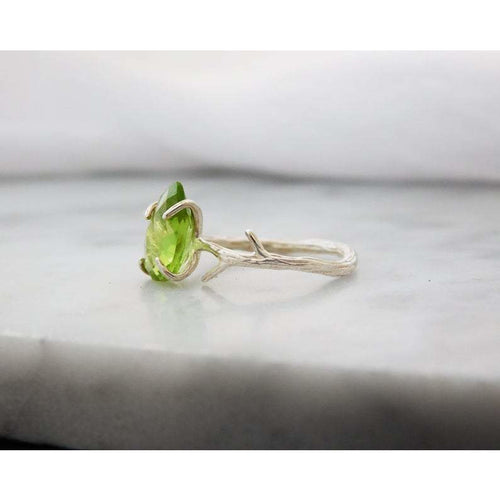 Peridot Ring • August Birthstone
