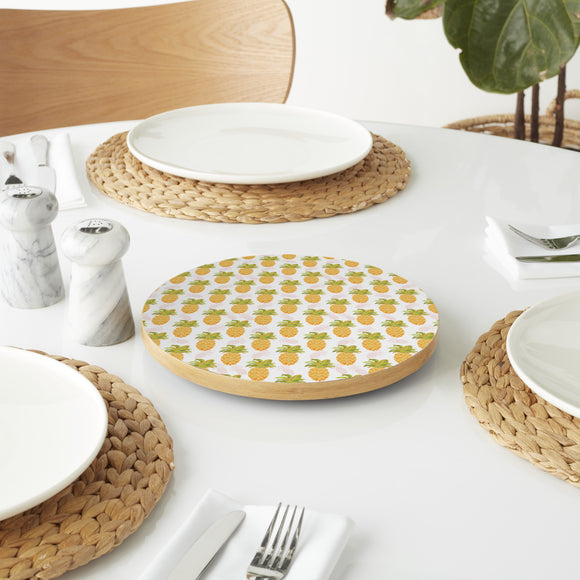 I Want Pineapples Lazy Susan