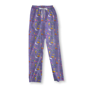 Hustle and Bustle of Children Pajama Pants