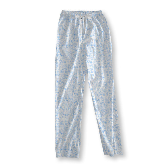 Sea Life Pajama Pants