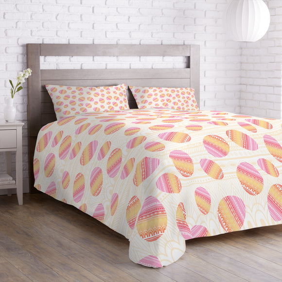 Easter Eggs Duvet