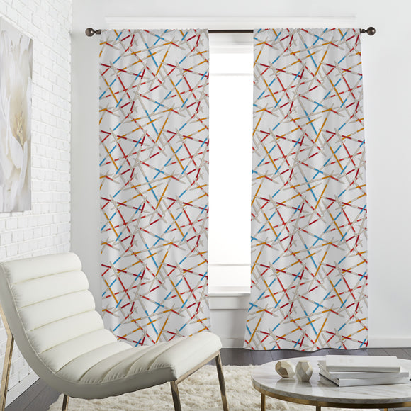 Play Mikado With Me Curtains