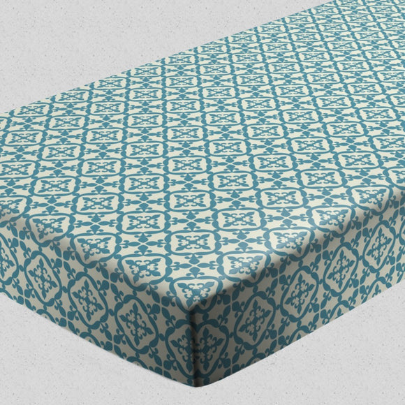 Moorish Tiles Fitted Sheets
