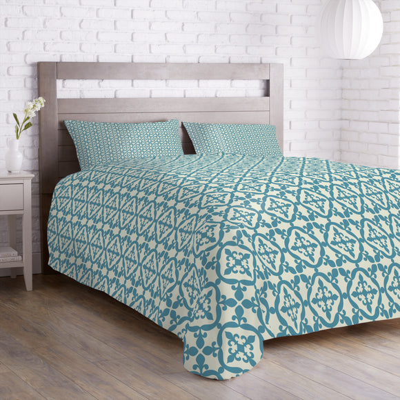 Moorish Tiles Duvet