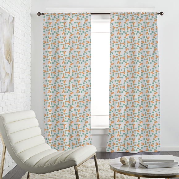 Metaball Curtains