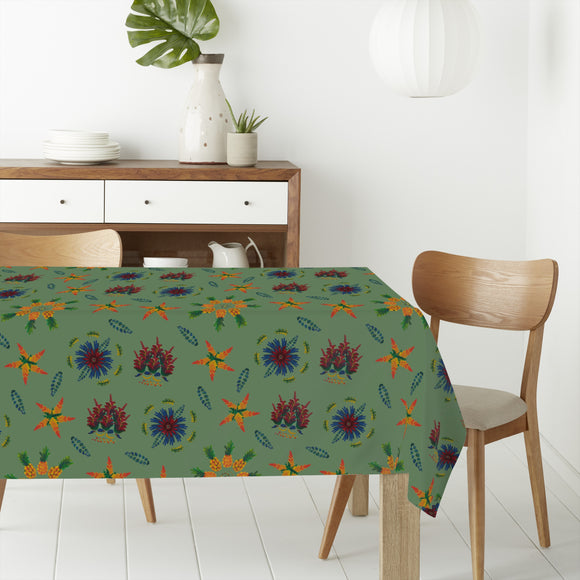 Brazilian carnival Rectangle Tablecloths