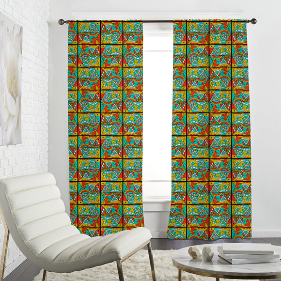 The Dream Of The Butterfly Curtains