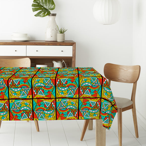 The Dream Of The Butterfly Rectangle Tablecloths