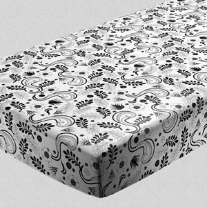Avantgarde Floral Fitted Sheets