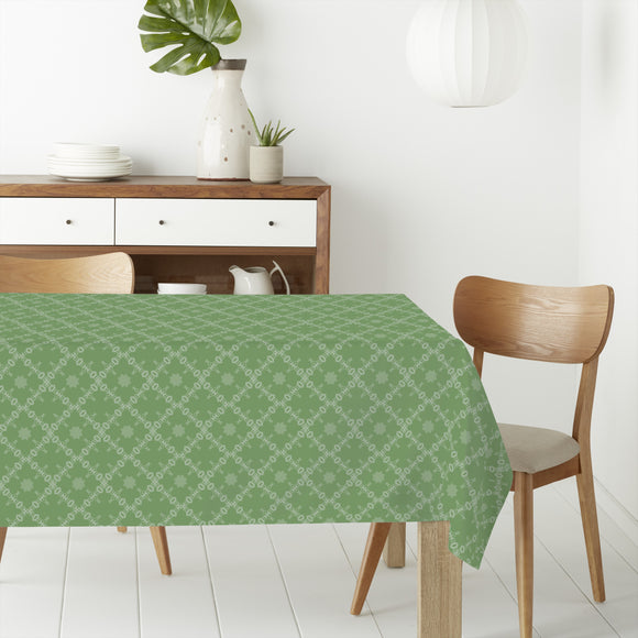 Relaxing Beauty Rectangle Tablecloths