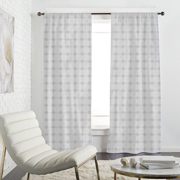 Connected Bubbles Curtains
