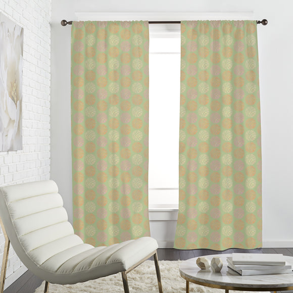 Round And About Curtains