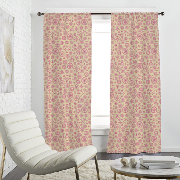 Some Flowers Curtains