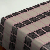 Blockprint Squares Flat Sheets