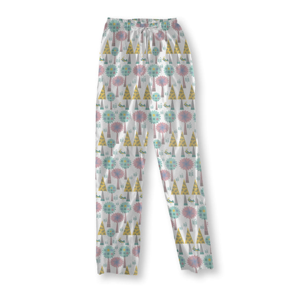 Trees In Wonderland Pajama Pants