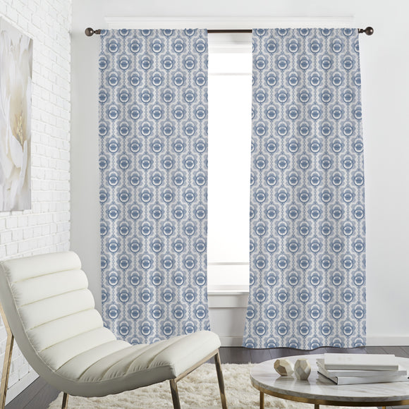 Doubleflower Curtains