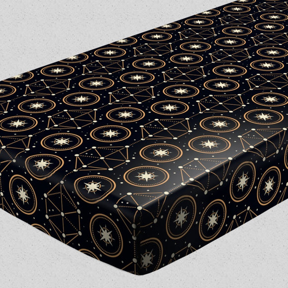 Magical Astrology Fitted Sheets