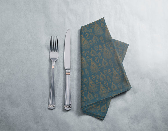 African Trophies Napkins