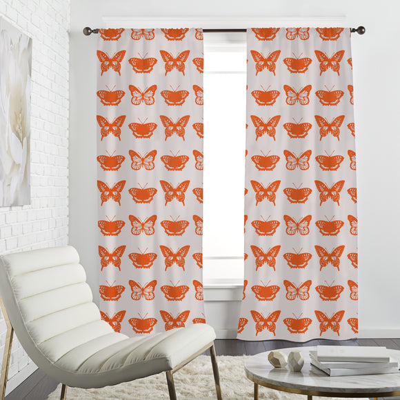 Butterfly Species Curtains