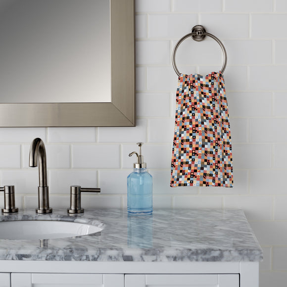 Square Game Hand Towel