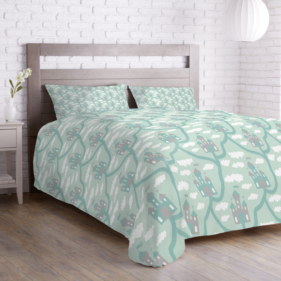Castle In The Clouds Duvet