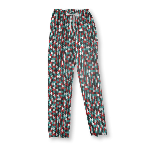 Modern Diamonds Pajama Pants