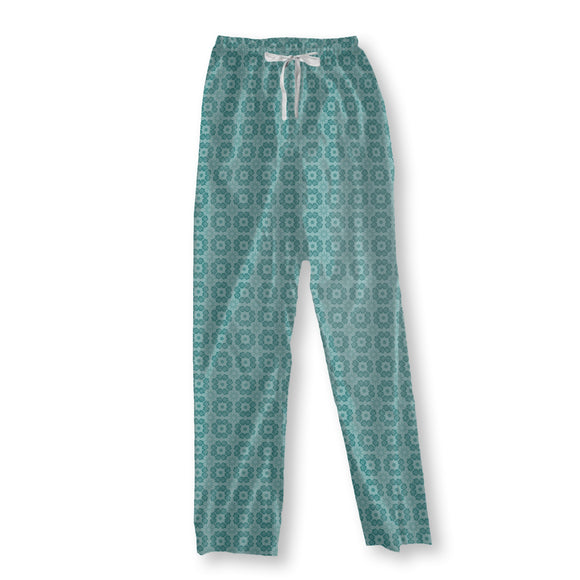 Tessilatet Blossoms Pajama Pants