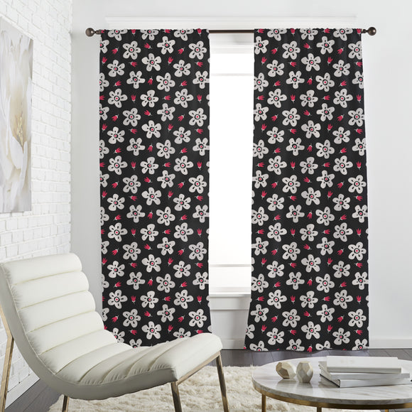 Blooming Joy Curtains