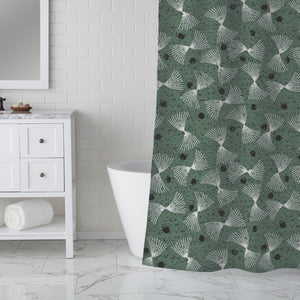 As Light as a Feather Shower Curtain