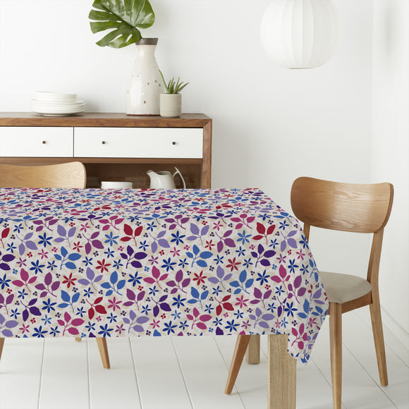 Autumn Romance Rectangle Tablecloths